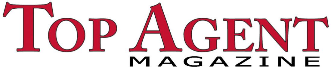 Top Agent Magazine Large Logo