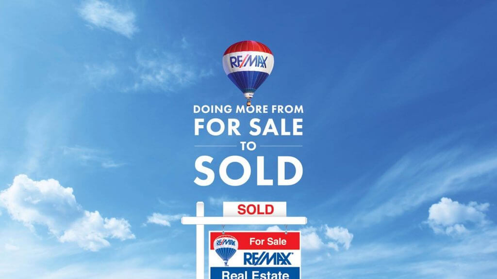 REMAX More from sale to sold